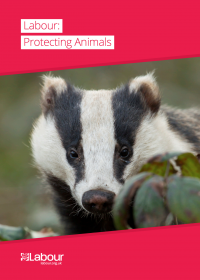 Labour: Protecting Animals