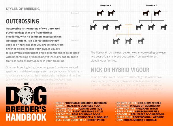 Sample Page from The Dog Breeder's Handbook