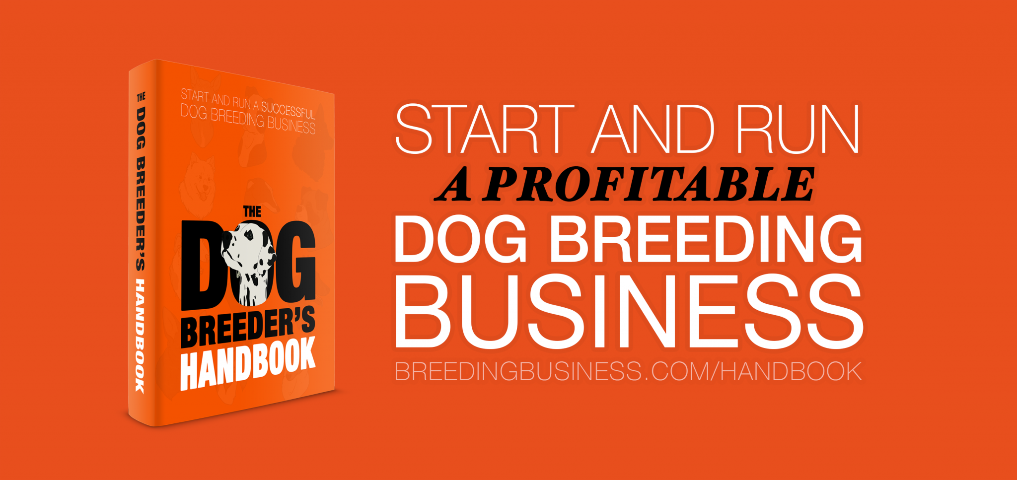 For dog breeders who want to breed and sell dogs like it's 2015, not 1990.