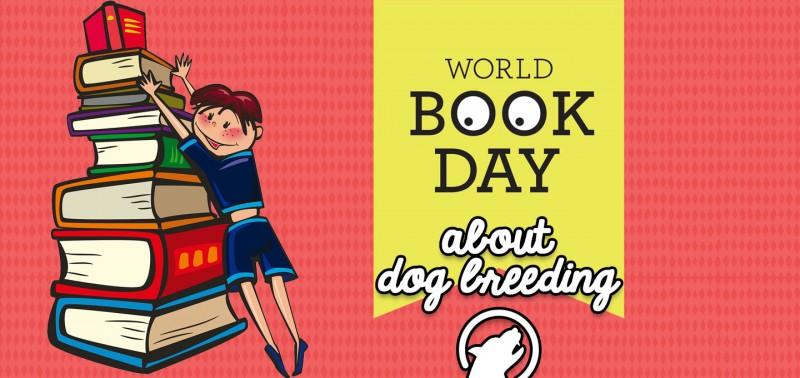 World Book Day 2015: 5 Great Dog Breeding Books!