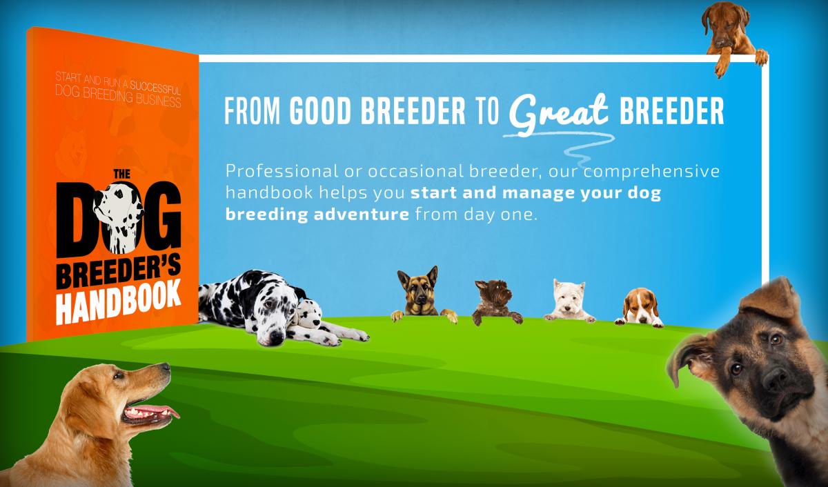 dog breeding guide ebook