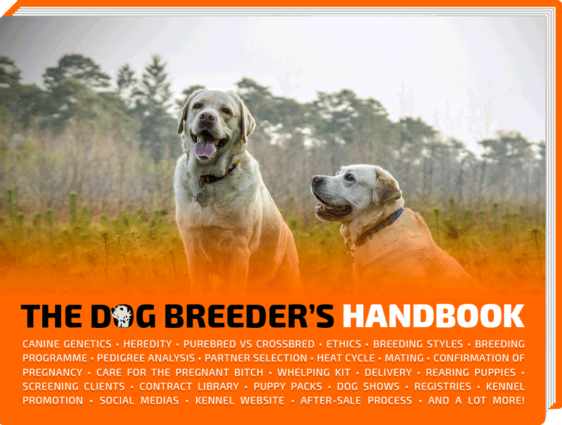 dog breeding book