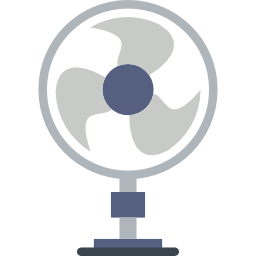 floor and table fans