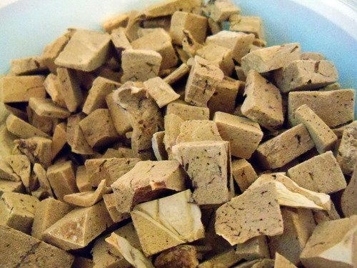 Dried Beef Liver Dog Treats