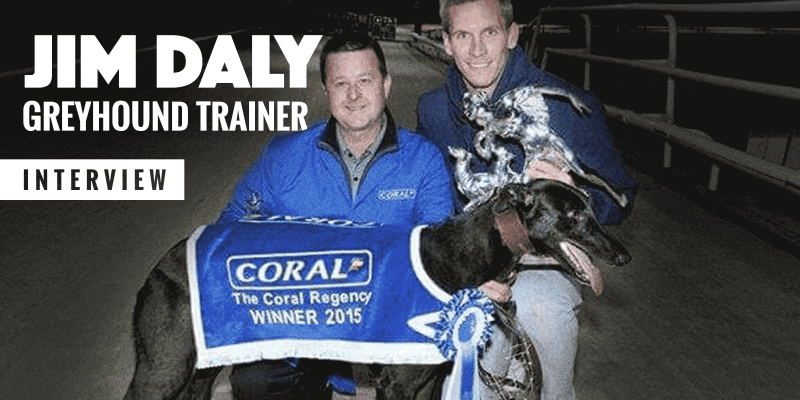 Interview with Jim Daly, Greyhound Trainer and Owner