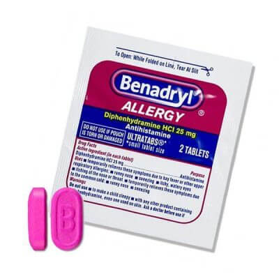 Different Forms of Benadryl for Dogs