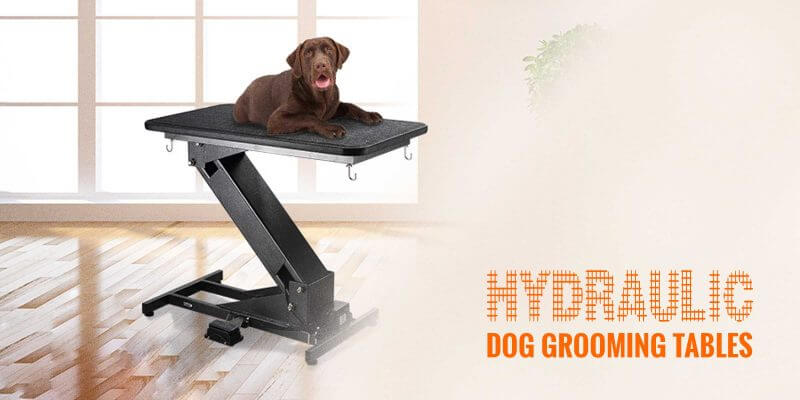 hydraulic grooming tables for dogs