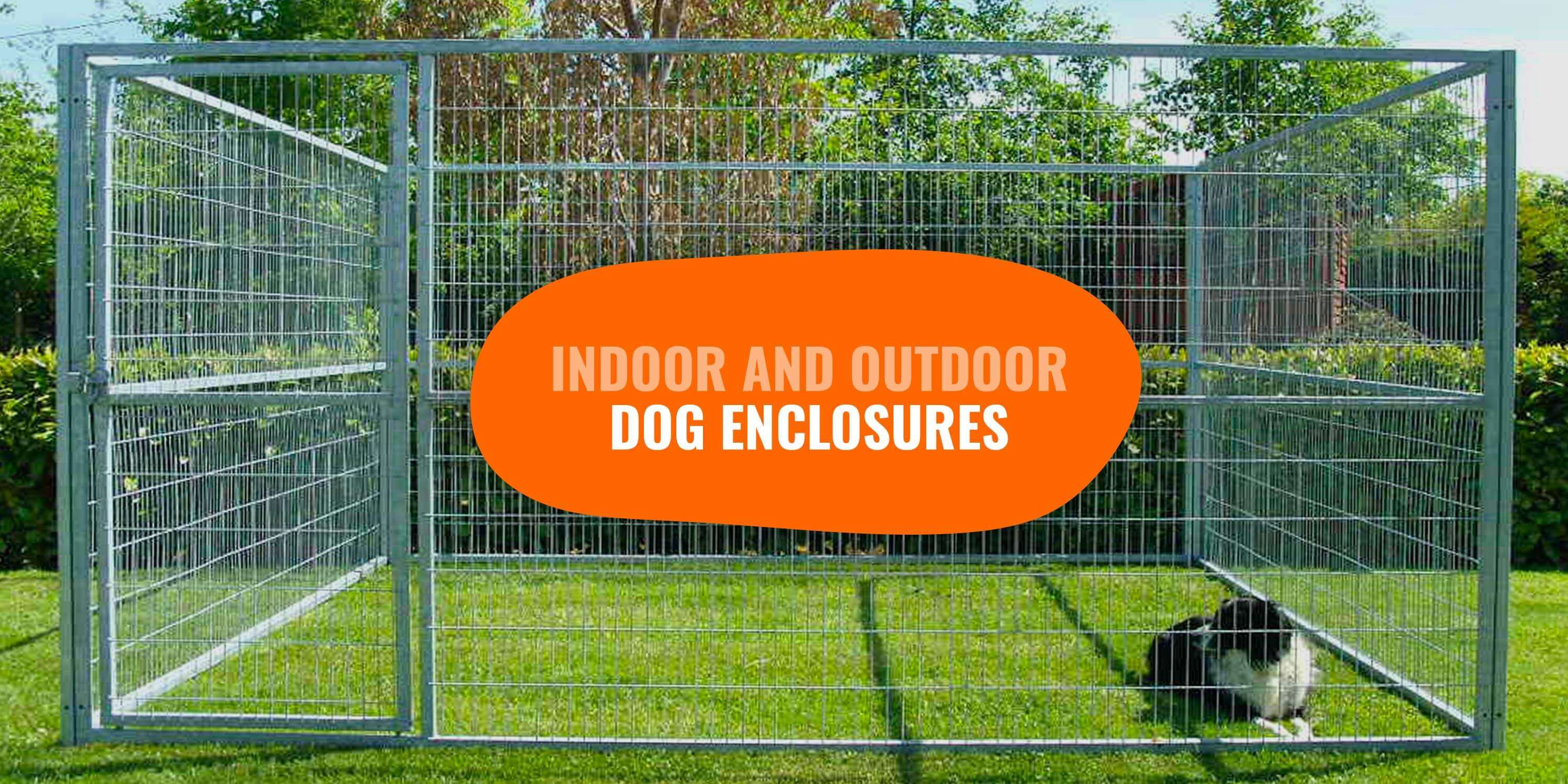 10 Best Dog Enclosures (Indoors and
