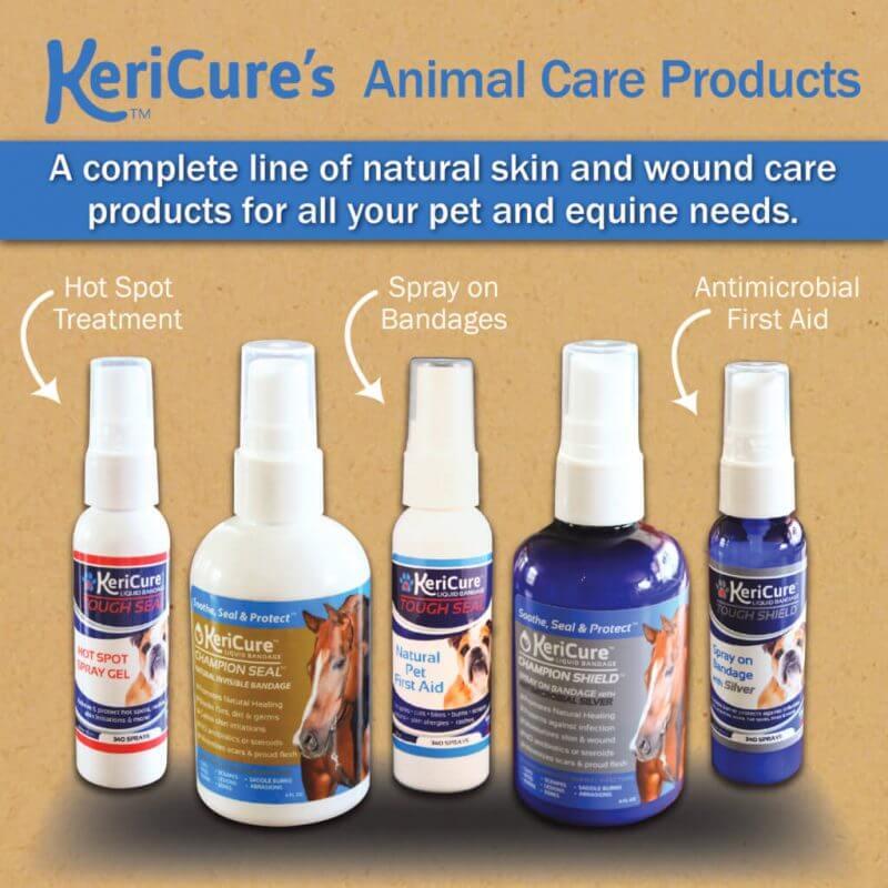 kericure dog skin bandage