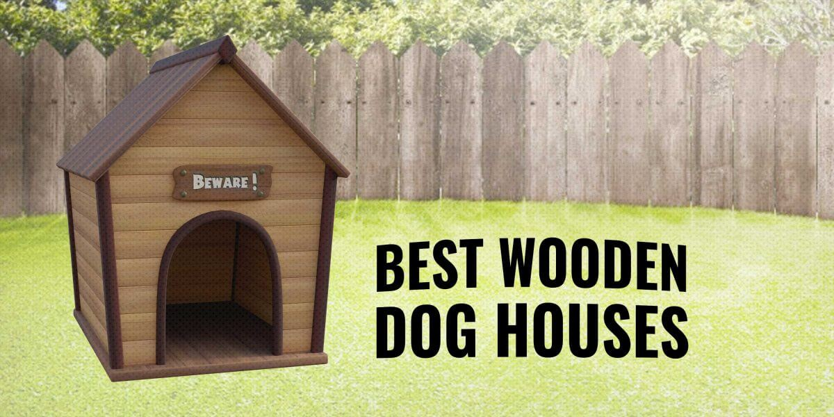 Wooden Dog Houses