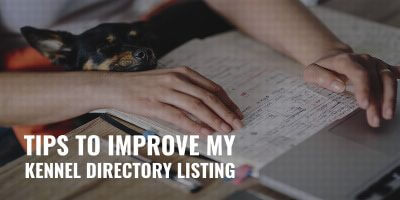 tips to improve my kennel directory listing